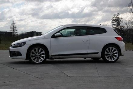 VW scirocco /INTERIA.PL