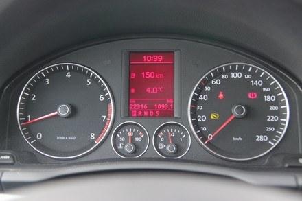 VW sciroco /INTERIA.PL
