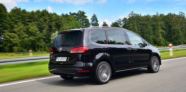 VW Sharan /Motor