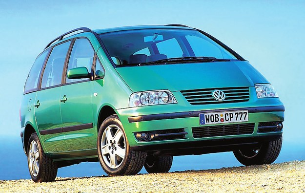 VW Sharan /Volkswagen