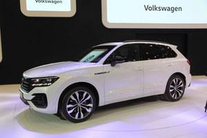 VW Touareg - europejska premiera w Poznaniu!