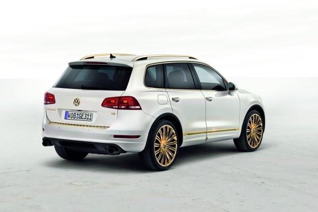 VW touareg gold edition /