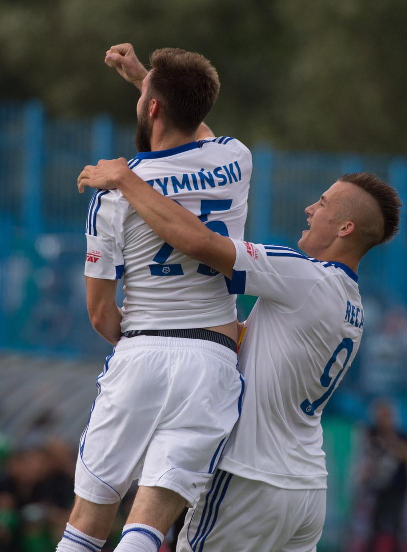 W 1. kolejce Ekstraklasy Wisła Płock niespodziewanie pokonała Lechię Gdańsk 2-1 /Fot. Grzegorz Michałowski /PAP
