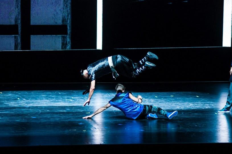W 12-osobowej grupie znaleźli się najlepsi tancerze świata, z których każdy jest mistrzem w swojej dziedzinie /materiały prasowe