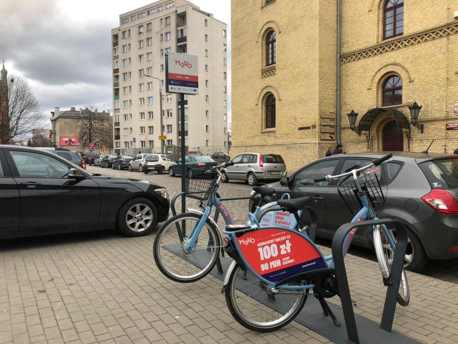 W 14 gminach Obszaru Metropolitalnego Gdańsk-Gdynia-Sopot ruszył długo wyczekiwany system roweru miejskiego /Kuba Kaługa /RMF FM
