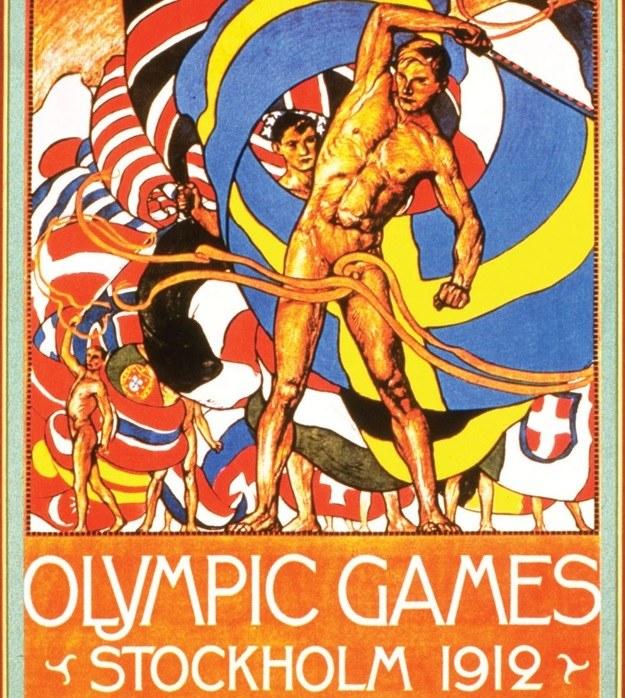 W 1912 roku igrzyska odbyły się w Sztokholmie /INTERIA.PL