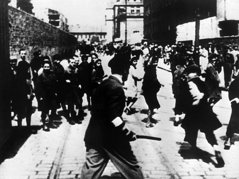 W 1939 roku Warszawa była największym skupiskiem Żydów w Europie /AFP