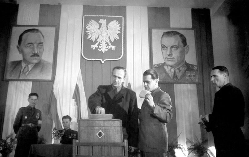 W 1947 roku w Polsce sfałszowano wybory, a Zachód ani mrugnął... /East News