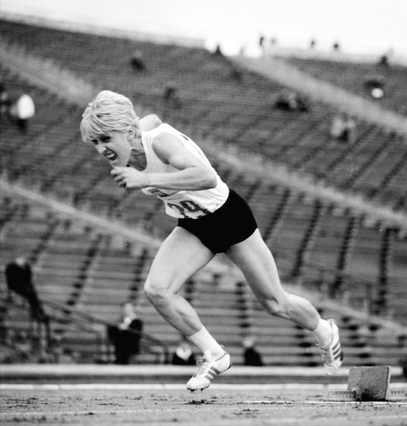 W 1965 roku w Pradze wynikiem 11,1 s pobiła rekord świata w biegu na 100 metrów /Fot. Tomasz Prazmowski / MSiT / FORUM /Agencja FORUM