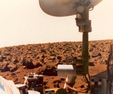 W 1976 roku odkryto życie na Marsie