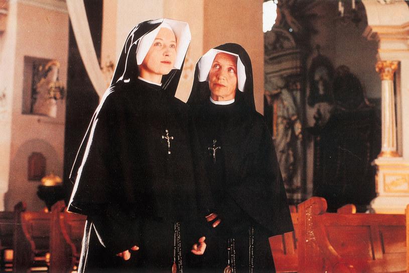 W 1994 roku pani Dorota zagrała świętą siostrę Faustynę /AKPA