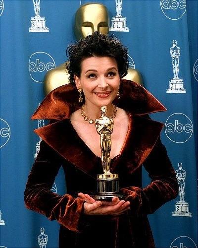 W 1997 r z Oscarem za Angielskiego Pacjenta /materiały promocyjne
