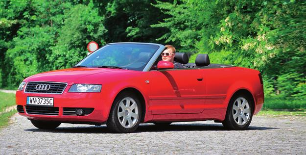 W 2001 r. na rynku pojawił się następca - A4 Cabriolet (B6). /Motor