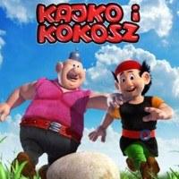 """W 2005 roku na podstawie """"Kajka i Kokosza"""" zrealizowano trójwymiarową animację /materiały dystrybutora"""