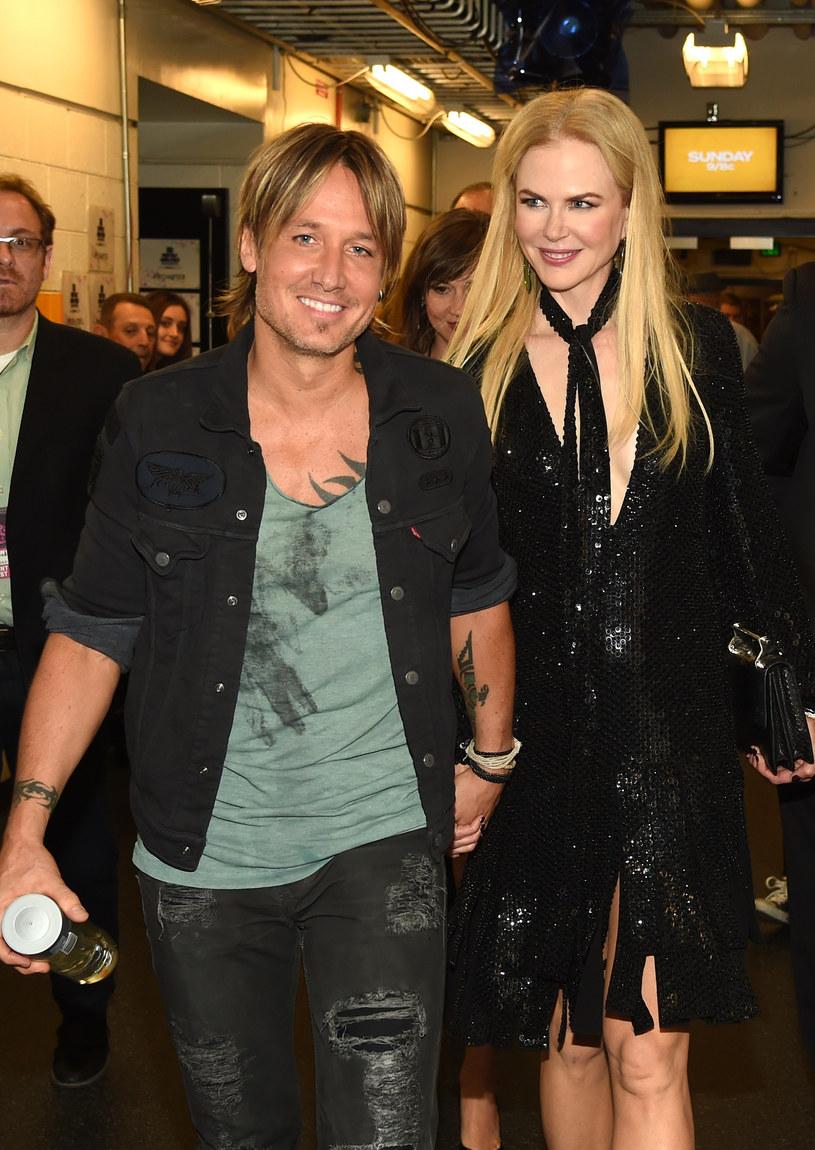 W 2006 roku Nicole Kidman wyszła za Keitha Urbana /Rick Diamond /Getty Images