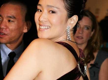 W 2007 roku aktorka była delegatką Ludowej Politycznej Konferencji Konsultatywnej Chin. Nie wiadomo, /AFP