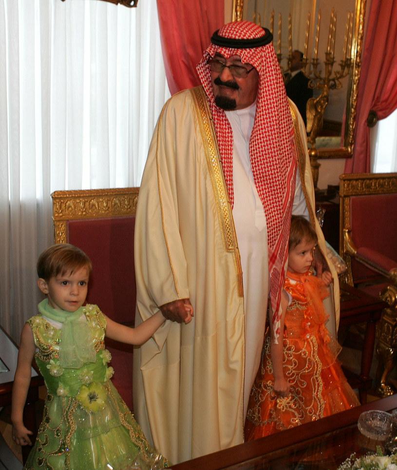 W 2007 roku król Arabii Saudyjskiej odwiedził Polskę /Witold Rozbicki/REPORTER /East News