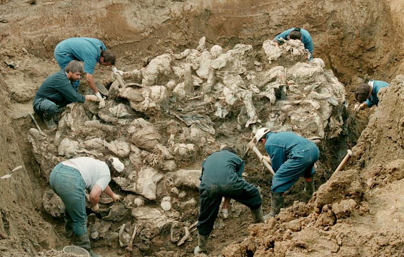W 2007 roku Międzynarodowy Trybunał Sprawiedliwości uznał masakrę w Srebrenicy za ludobójstwo /AFP
