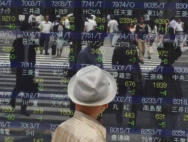 W 2010 r. najlepsze fundusze akcji zarobiły blisko 40 proc. /AFP