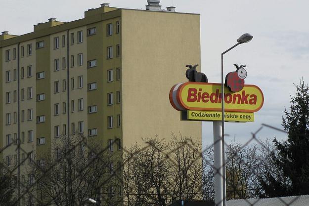 W 2011 roku przychody sieci Biedronka wzrosły o ponad 24,2 proc. rok do roku /INTERIA.PL