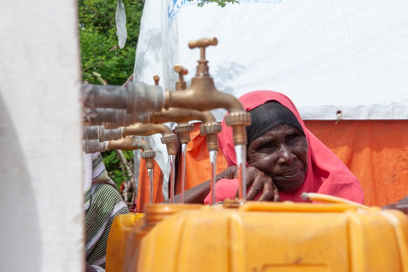 W 2011 roku w Somalii doszło do wielkiej suszy, która zabiła ponad ćwierć miliona ludzi. /fot. Rafał Grzelewski /PAH/ /brak