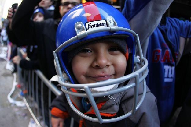 W 2012 r. Super Bowl wygrała drużyna NY Giants /AFP
