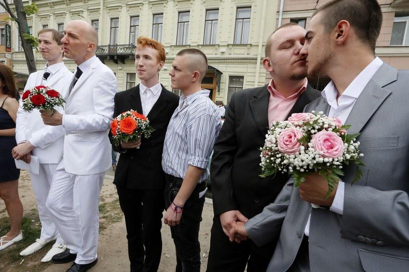 W 2013 roku urzędnicy odmówili kilku parom gejowskim zawarcia ślubu cywilnego /East News