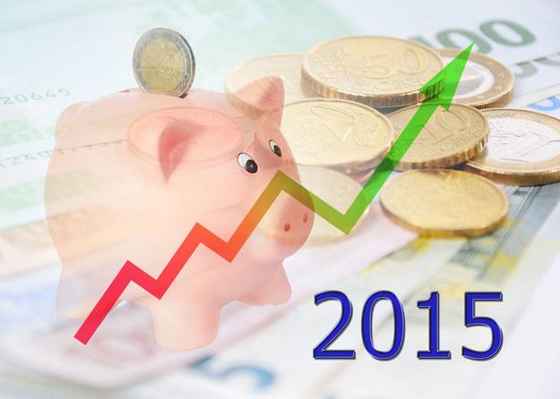 W 2015 r. w całej Unii pensje będą rosnąć /123RF/PICSEL