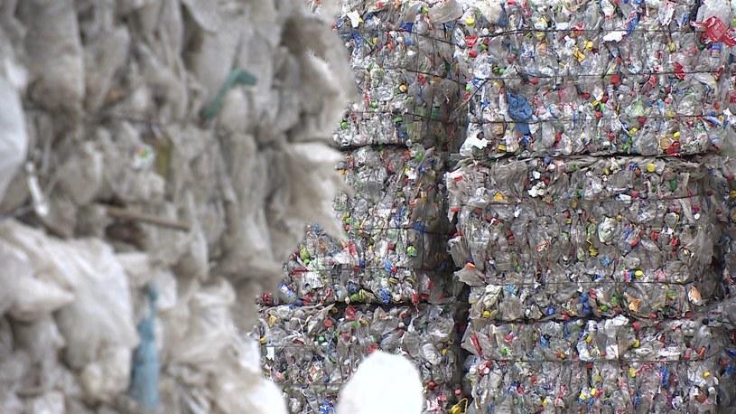 W 2020 roku do Polski trafiło 38 tys. ton odpadów z Wielkiej Brytanii. /Zdjęcie ilustracyjne /Polsat News