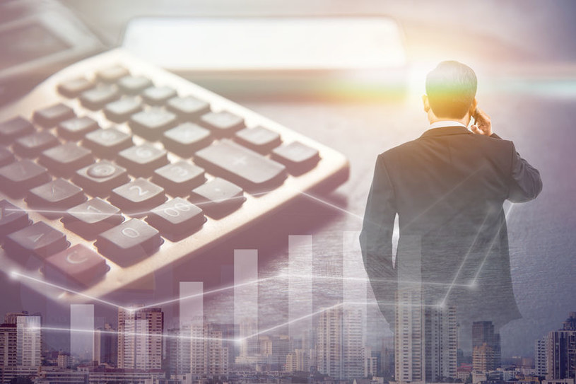 W 2021 roku na rynkach będzie panować zmienność /123RF/PICSEL