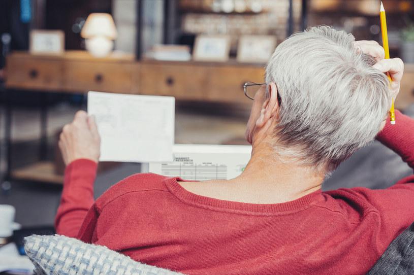 W 2021 roku wskaźnik waloryzacji emerytur i rent ustawowo wyniesie 4,16 proc. /123RF/PICSEL