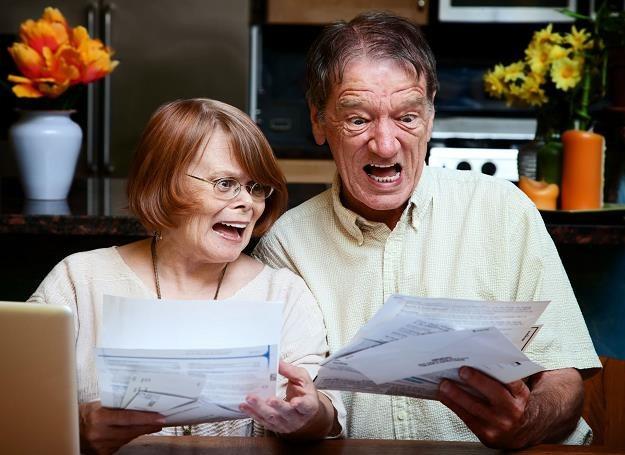 W 2060 roku średnia emerytura może wynosić od 25 do 35 procent ostatniej pensji /©123RF/PICSEL