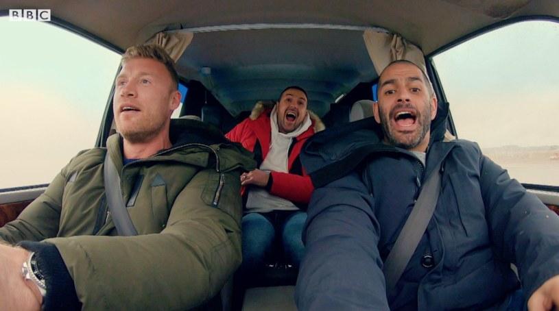 W 27. sezon Top Gear wkracza z nowymi prowadzącymi /BBC Brit /materiały prasowe