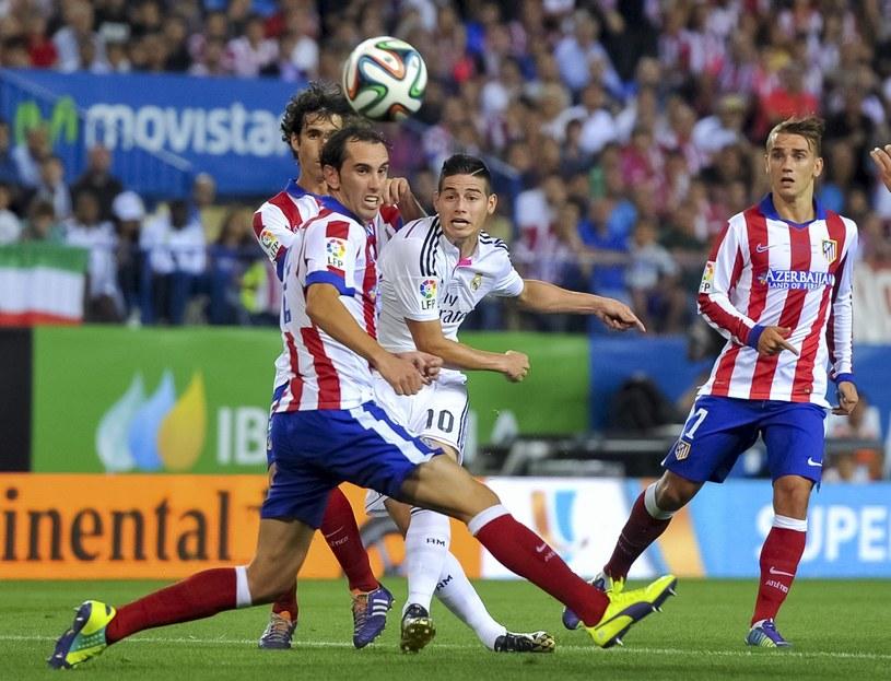 W 3. kolejce Primera Division Real zagra z Atletico /AFP