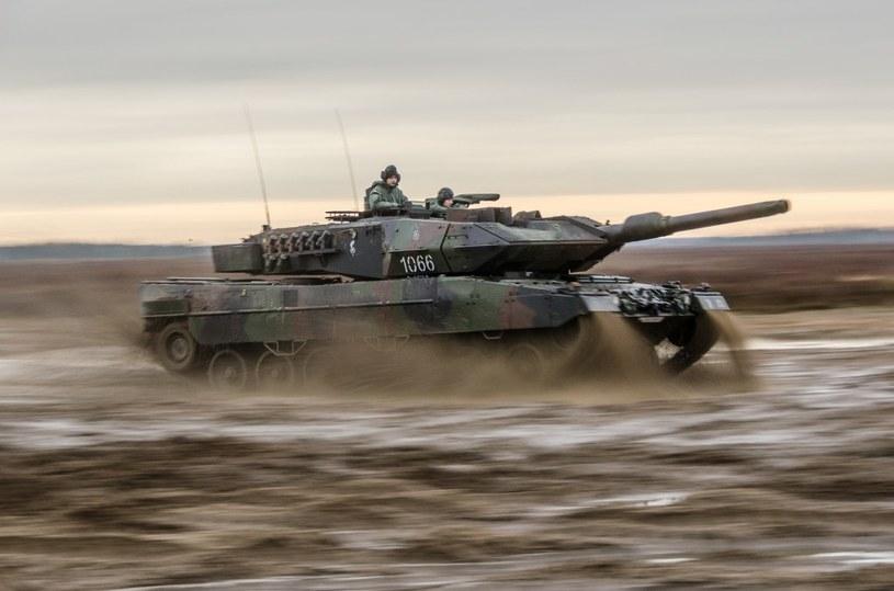 W 34. Brygadzie niedługo nie zobaczymy Leopardów. Dwa lata szkolenia pójdą na marne /11. LDKP /INTERIA.PL/materiały prasowe
