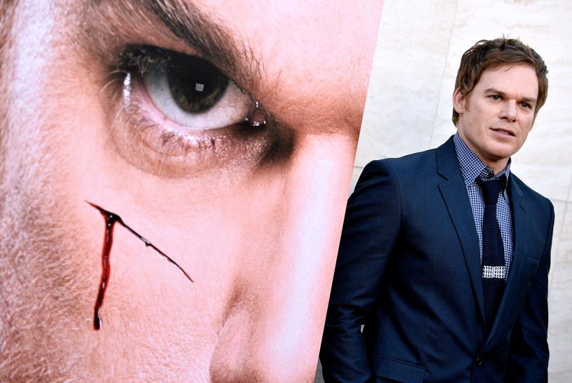 W 8. sezonie serialu Michael C. Hall wcieli się w Dextera już po raz ostatni. /Frazer Harrison /Getty Images