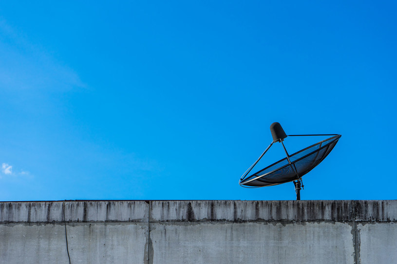 W Abu Zabi zupełnie zabronią anten satelitarnych? /123RF/PICSEL