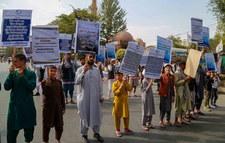 W Afganistanie brakuje gotówki. Mieszkańcy protestowali w Kabulu