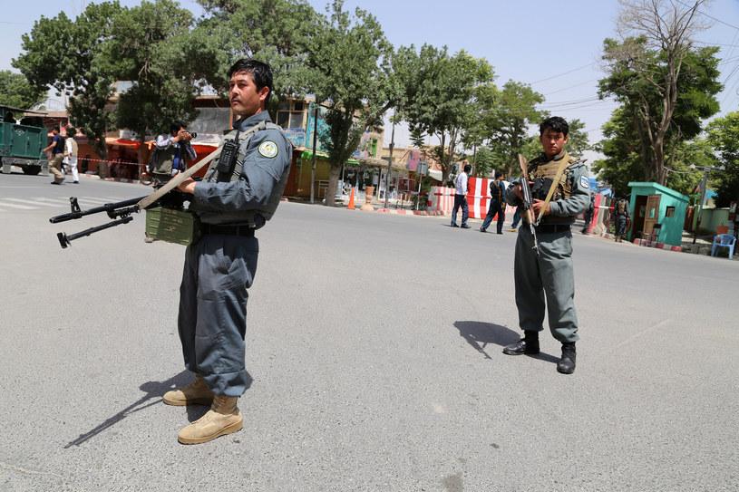 W Afganistanie wciąż jest niespokojnie /AFP