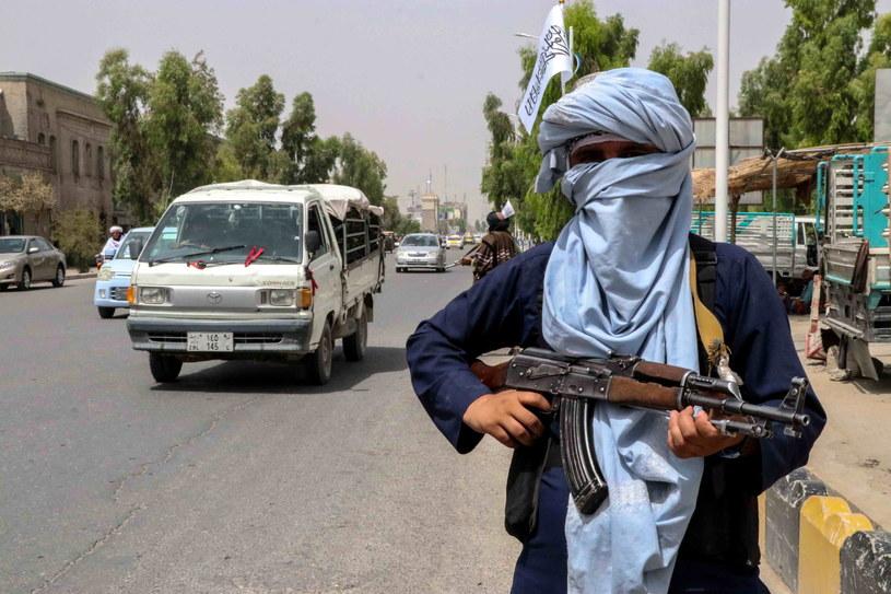 W Afganistanie władzę przejęli talibowie /STRINGER /PAP/EPA