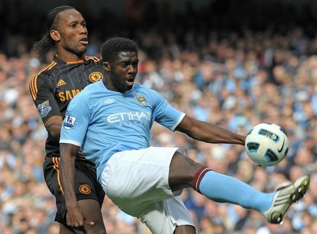 W akcji Kolo Toure /AFP