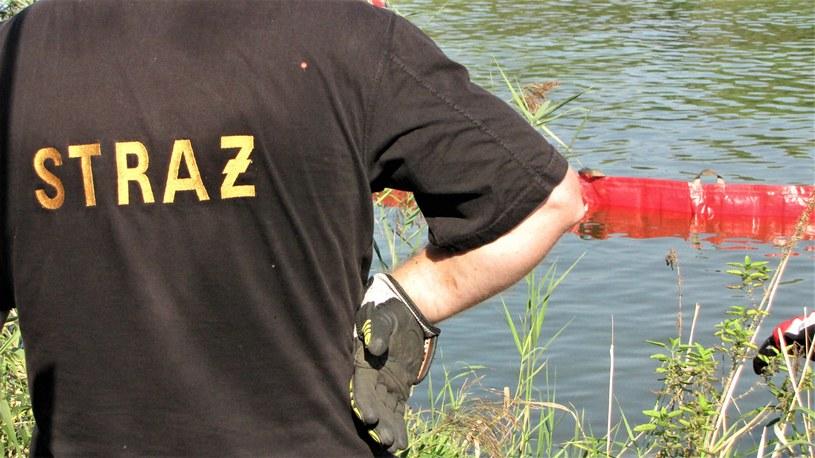 W akcji poszukiwawczej brali udział m.in. strażacy (zdj. ilustracyjne) /Bartłomiej Paulus /RMF FM