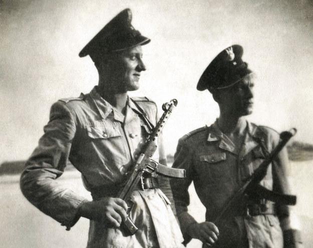 """W akcji """"Wisła"""" brali udział żołnierze Korpusu Bezpieczeństwa Wewnętrznego (zdjęcie ilustracyjne) /Reprodukcja: FoKa /Agencja FORUM"""