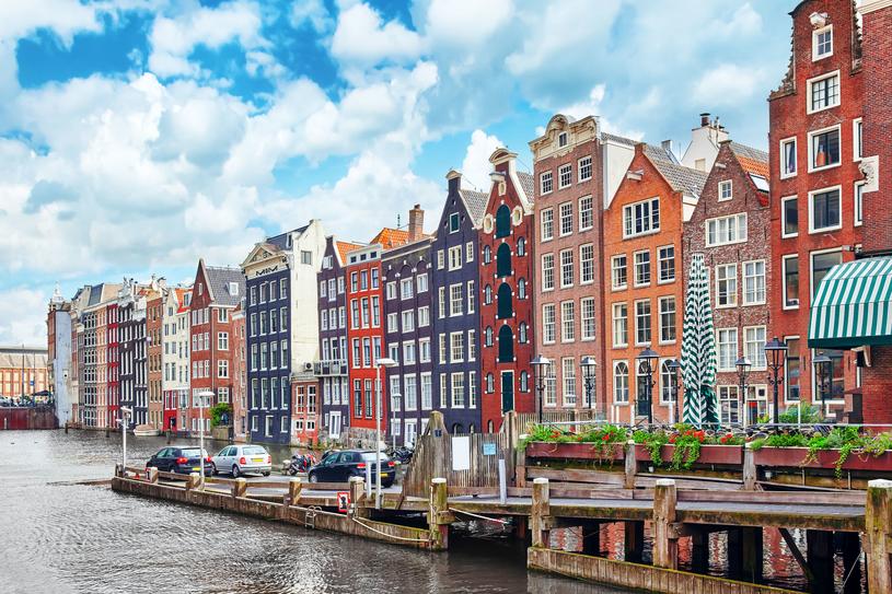 W Amsterdamie każdy turysta znajdzie coś dla siebie /123RF/PICSEL