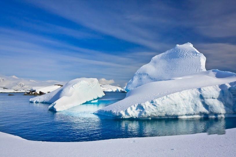 W Antarktyce jest obecnie środek zimy /123RF/PICSEL