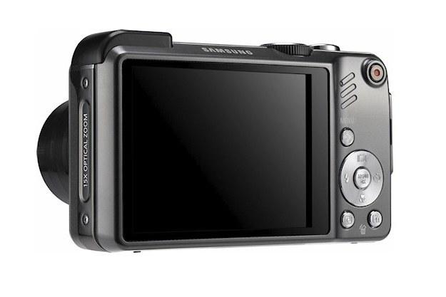 W aparacie zastosowano 3-calowy ekran AMOLED, znany między innymi ze smartfonu Wave /materiały prasowe