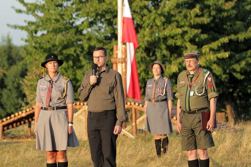 W apelu uczestniczył premier Mateusz Morawiecki /Tomasz Waszczuk /PAP