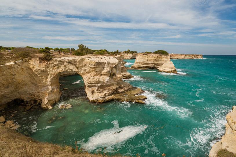 W Apulii nie brakuje pięknych widoków /P.Dziurman /Reporter