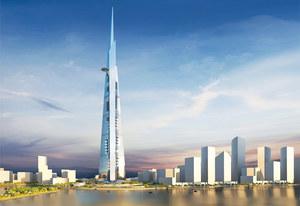W Arabii Saudyjskiej powstaje najwyższy wieżowiec świata
