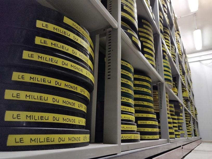 W archiwum znajdują się zarówno dzieła izraelskie, jak i najważniejsze produkcje zagraniczne /INTERIA.PL